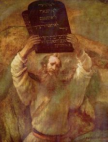 El Moisés de Rembrandt