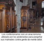 confesionarios