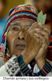 Chamán andino