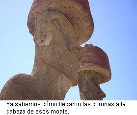 Moai corona
