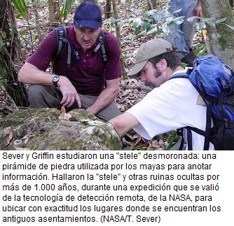 Sever y Griffin en Guatemala