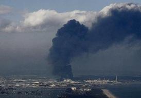 Explosion planta nuclear Fukushima