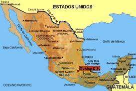 México, lejos de Dios y cerca de los Estados Unidos