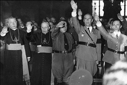 La España de Franco = Curas nazis