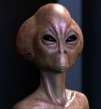 Alien más feo que Picio