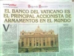 Las berettas del Vaticano