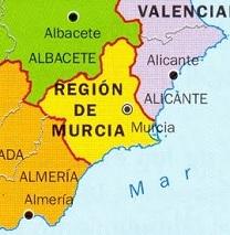 Sureste de España