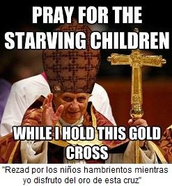 Asco de secta católica