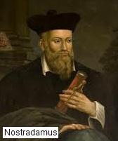 El vividor francés Nostradamus