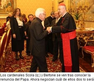 Scola y Bertone
