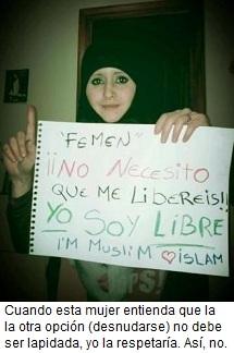 ¿Feminista islámica¿