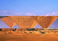 Pirámides invertidas