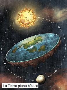 La Tierra según la biblia