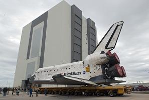 nave espacial de la Nasa