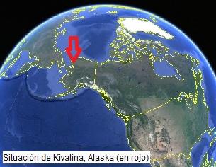 Kivalina en Alaska