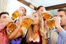 La cerveza debe ser amistad, no muerte.