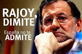 Rajoy todavía no ha dimitido