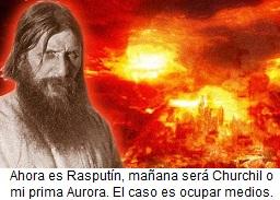 fin del mundo Rasputín
