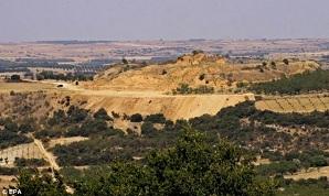 Lugar de la tumba de Alejandro Magno