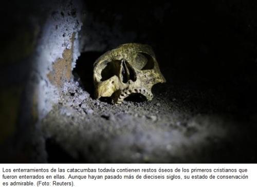 Catacumba Priscila 12