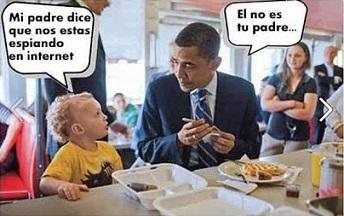 Obama y el espionaje