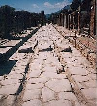 rodadas romanas