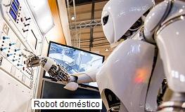 Robot en tareas no cualificadas