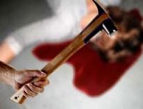 asesino con martillo