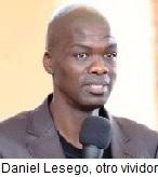 El vividor Daniel Lesego