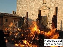 Hoguera de la inquisición