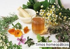 Timos homeopáticos