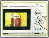 el microondas inteligente
