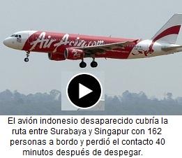 Vuelo QZ8510 de AirAsia