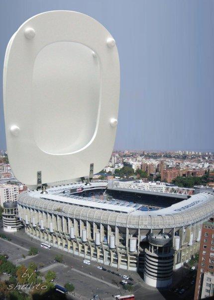 Cubierta del Bernabéu