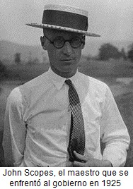 John Socopes en 1925