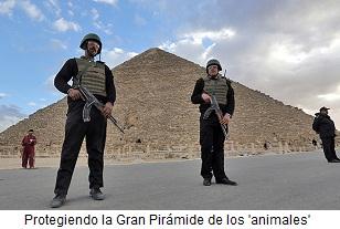 Protegienso la Gran Pirámide