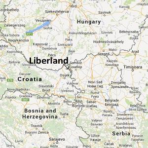 Situación de Liberland 2