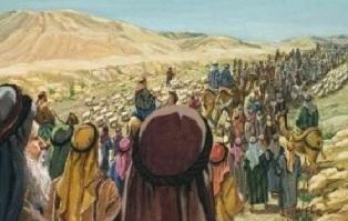 Exodo de Israel
