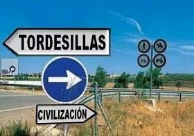 Asco en Tordesillas