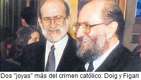Dos joyas ultrafascistas y criminales