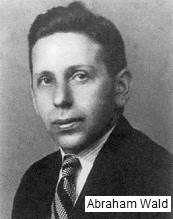 Abraham Wald in his youth