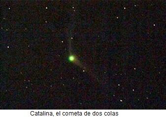 El Cometa Catalina