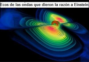 las ondas gravitatorias