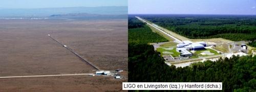Vista aérea de LIGO Caltech