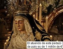 La Virgen de los católocos